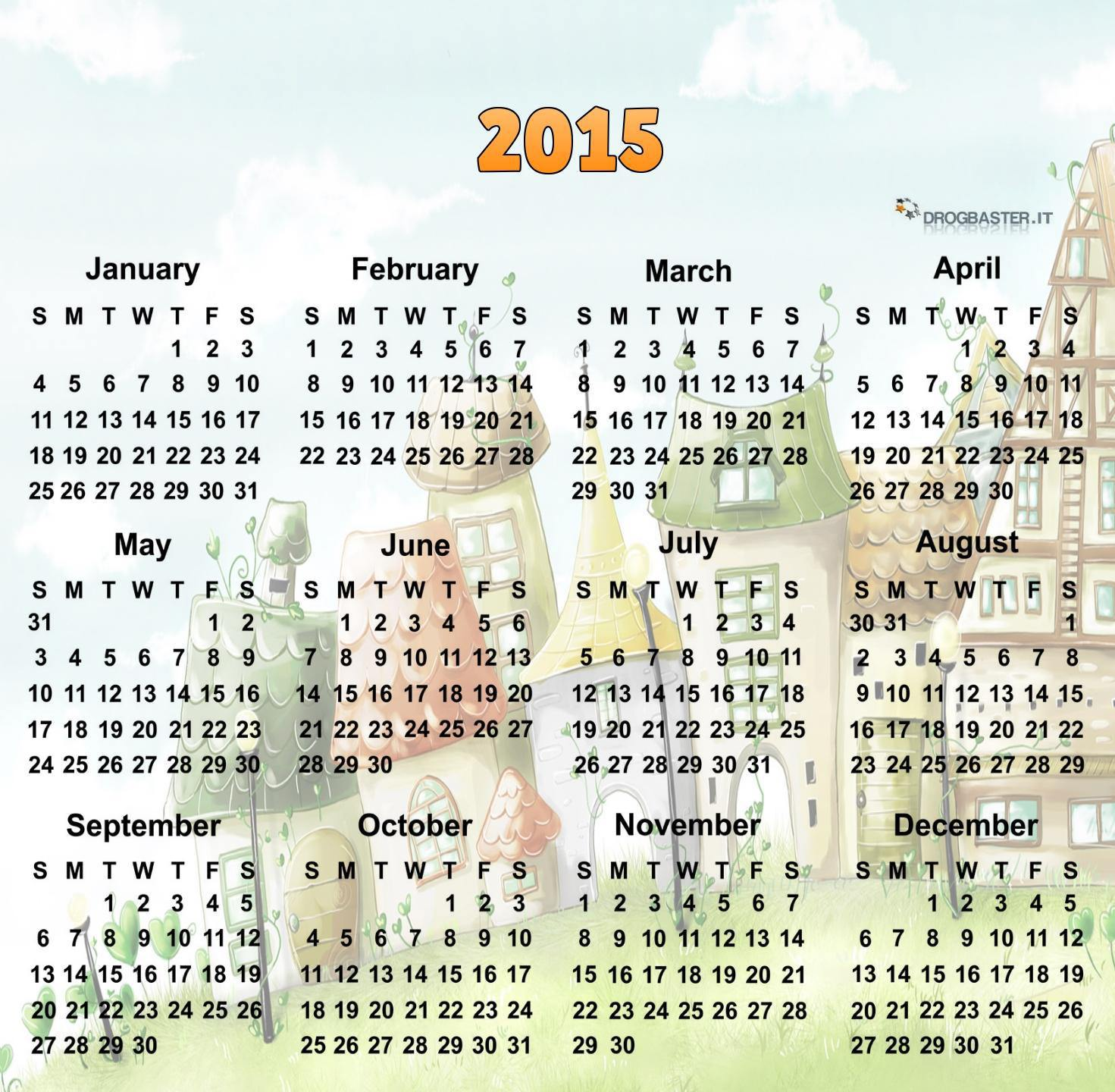 """Results for """"2015 Year Planner To Print/page/2"""" – Calendar 2015 ..."""