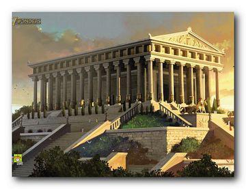 Il Tempio di Artemide ad Efeso