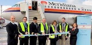 prenotazione voli low cost con meridiana