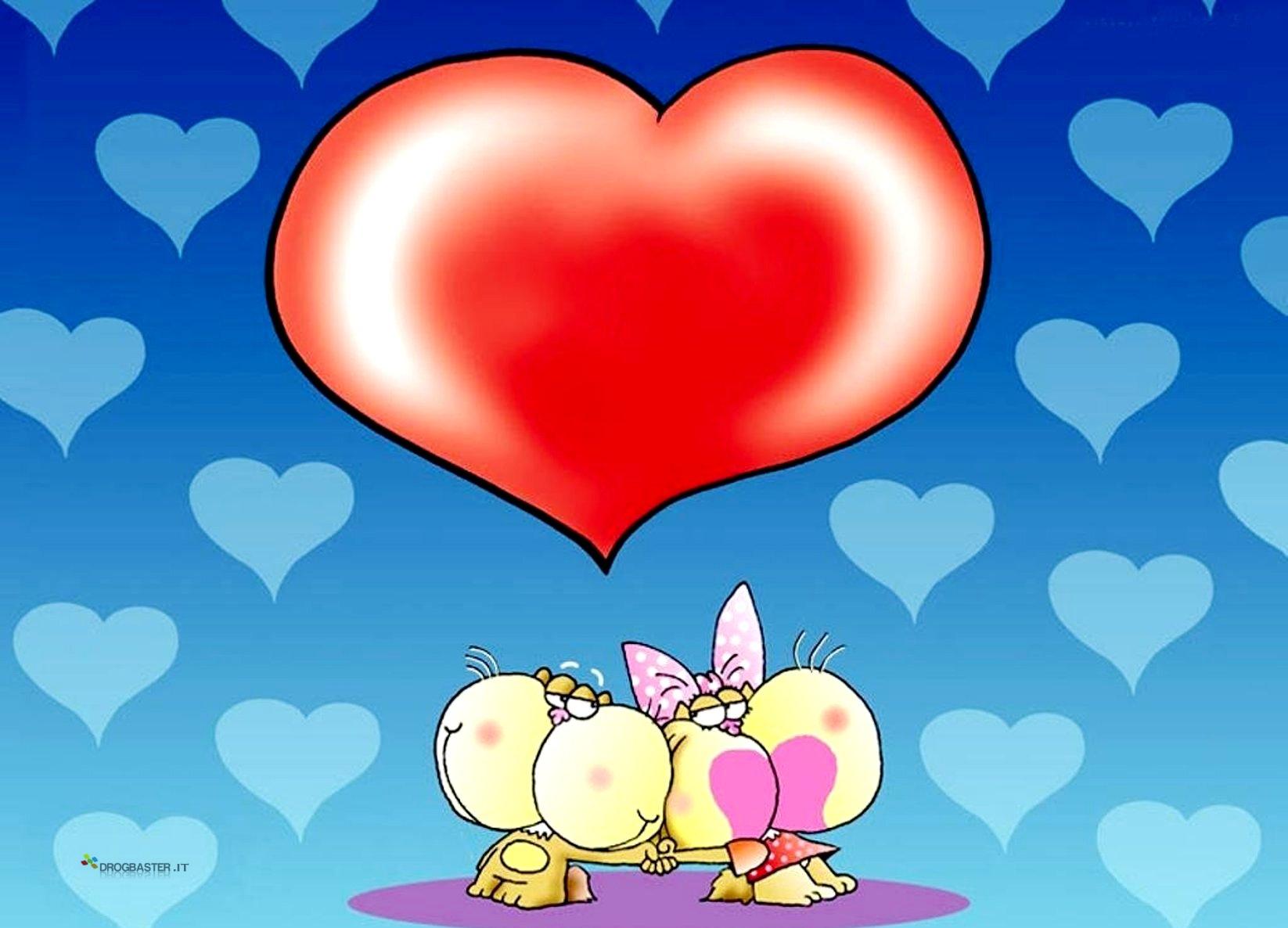 bellissimi sfondi amore per la festa di san valentino