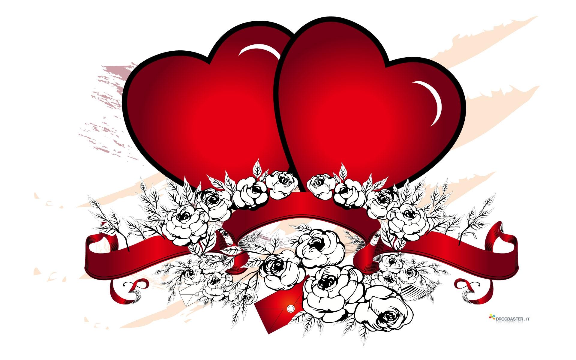 Sfondi Gratis per gli innamorati, il giorno di San Valentino.