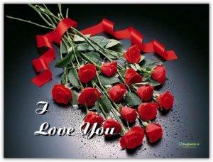 Mazzo di Rose Rosse Amore