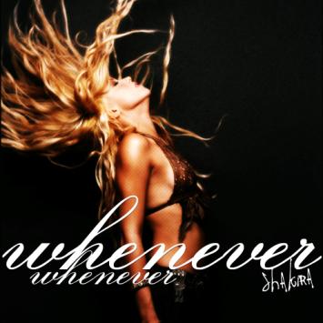 foto Shakira Whenever Wherever
