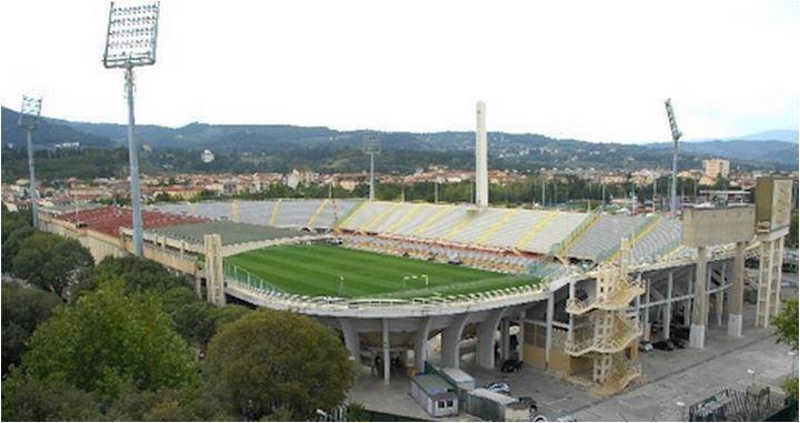 Stadio Comunale Artemio Franchi Viale del Stadio Comunale 53100 Siena SI