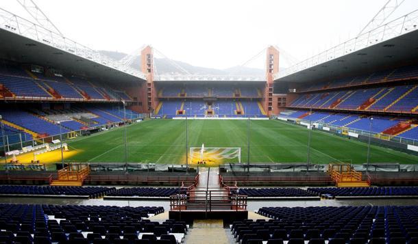 Stadio Comunale Luigi Ferraris Via Giovanni de Prà, 1 16139 Genova