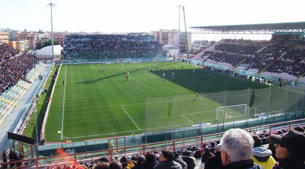 Stadio Oreste Granillo Reggio di Calabria