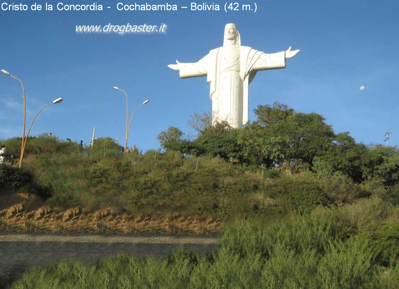Monumenti pi 39 famosi alti del mondo monumenti importanti for Statua piu alta del mondo
