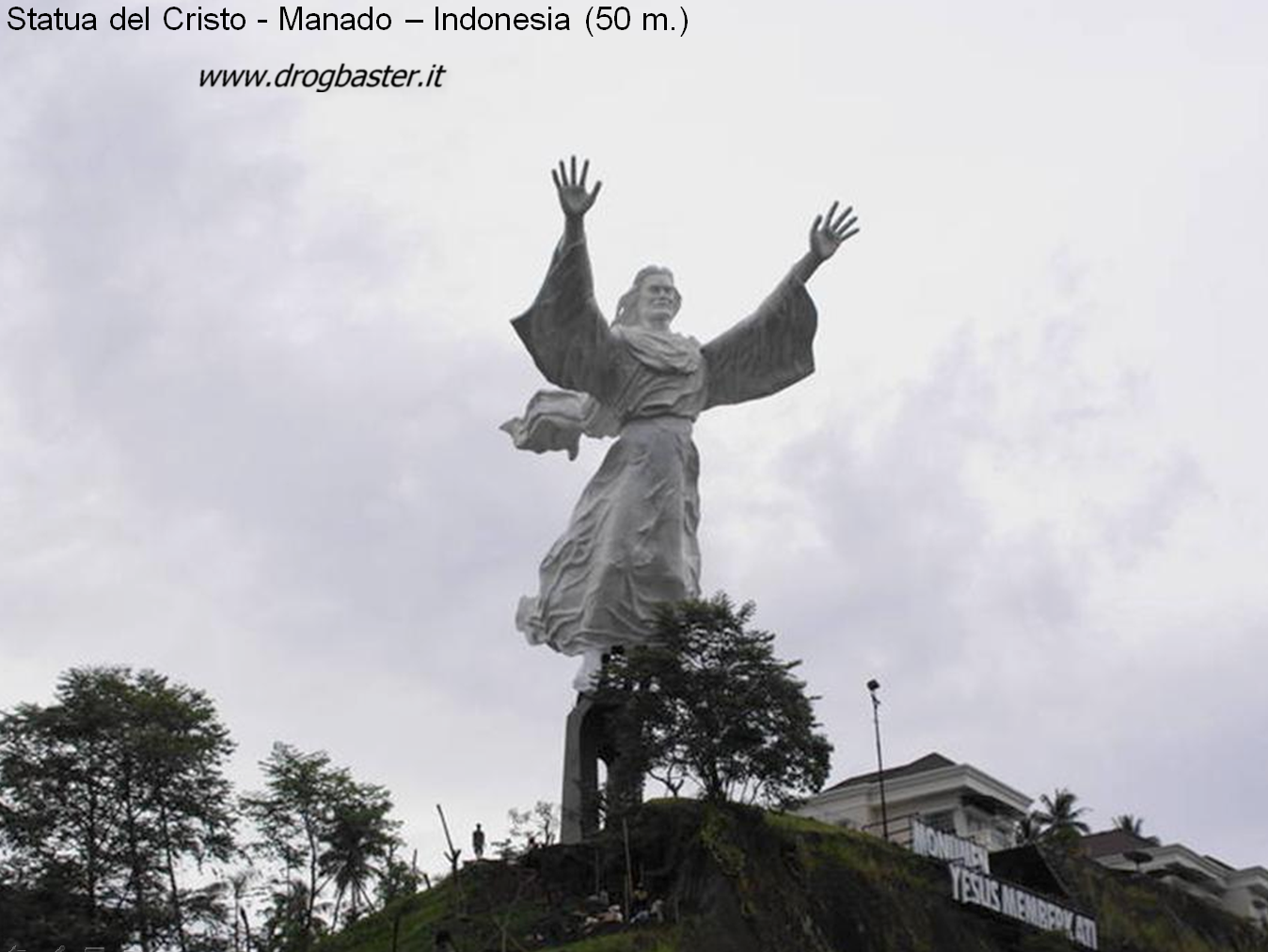 statua pi alta del mondo lista delle statue del mondo