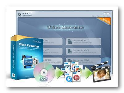 screenshot di WinMPG Video Convert