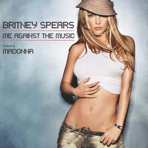 foto Britney Spears Me Against The Music