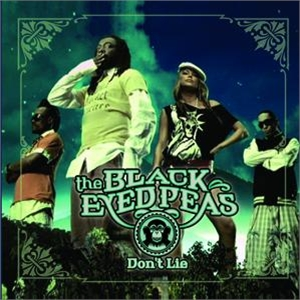 canzone Don't lie dei Black Eyed Peas