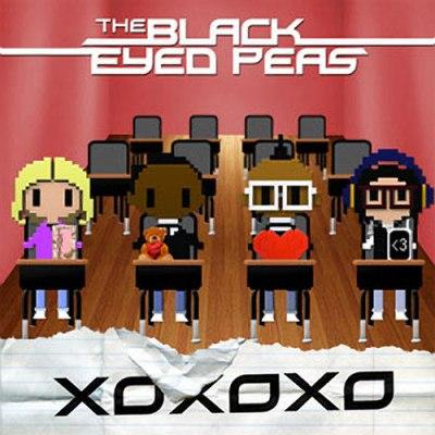 canzone XOXOXO dei Black Eyed Peas
