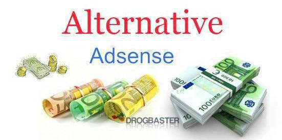 alternative valide adsense