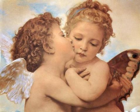 bacio  angelo