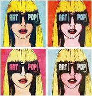 copertina Artpop