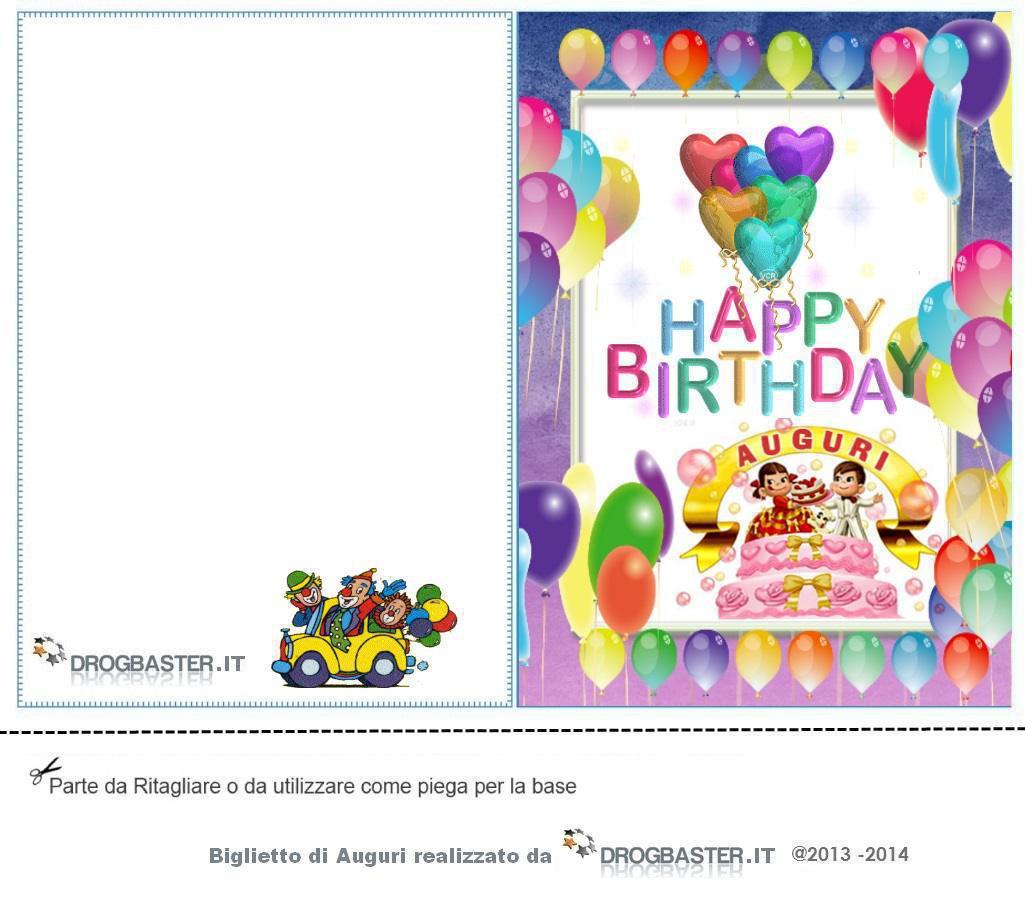 Super Auguri Del Compleanno | Lurline Ary Blog RZ82