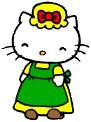 Mamma Mary Hello Kitty
