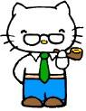 Papa George  Hello Kitty
