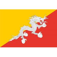 bandiera Bhurtan