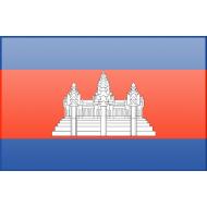 dal 1948 ad oggi la Cambogia ha cambiato ben otto bandiere