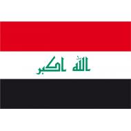 bandiera Iraq Adottata nel 1963 ispirata a quella Egiziana