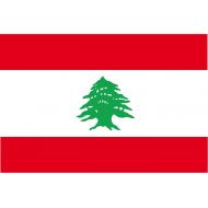bandiera fu adottata nel 1943 al momento del´indipendenza