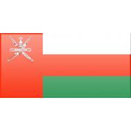 Bandiera adottata nel 1970 in sostituzione di una precedente