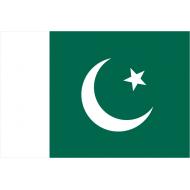 Bandiera nazionale dal 1947 al momento della separazione dal´India