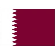 bandiera Asiatica Qatar