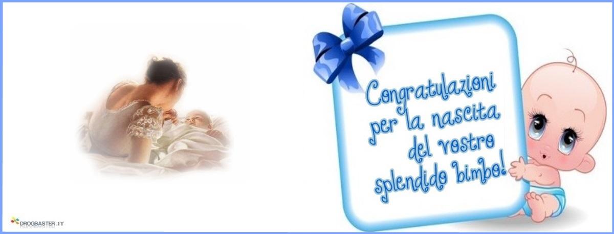 Favorito Biglietti gratis auguri Nascita o Battesimo CU07