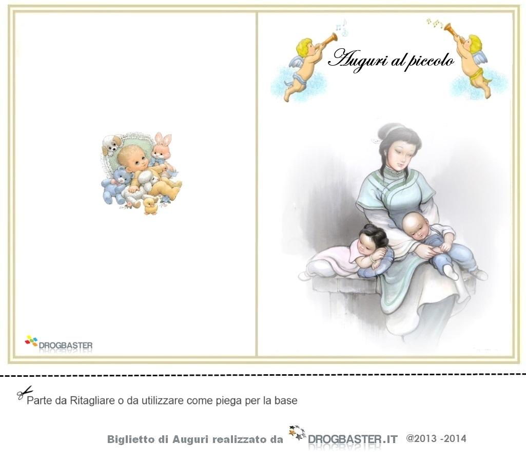 Auguri Matrimonio E Nascita : Biglietti gratis auguri nascita o battesimo