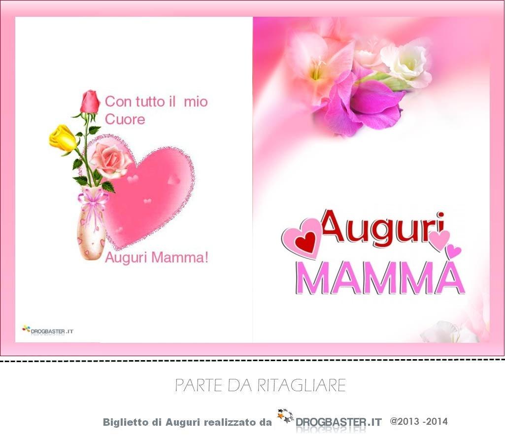 abbastanza Biglietti e Cartoline Festa della mamma XS32