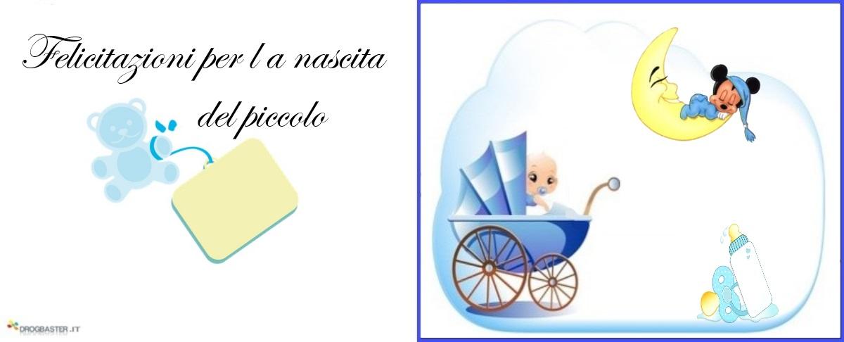 Ben noto Cartoline e biglietti per la Nascita o Battesimo VF69