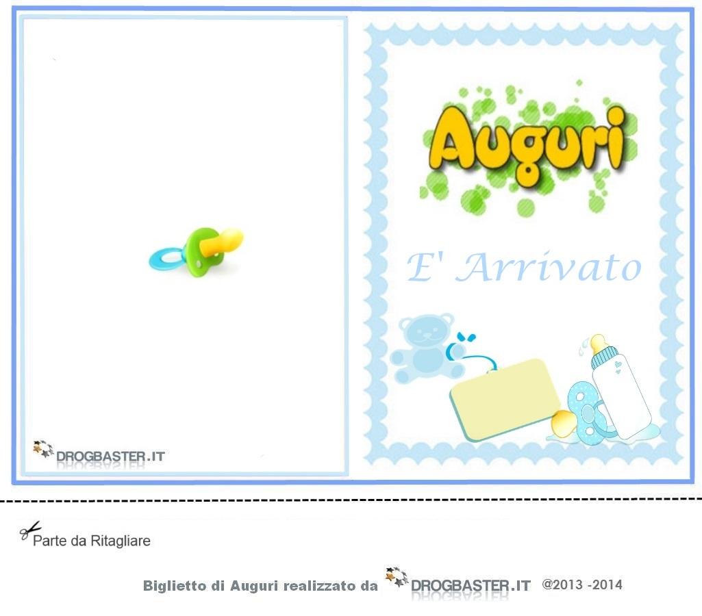 Amato Cartoline e biglietti per la Nascita o Battesimo SV42