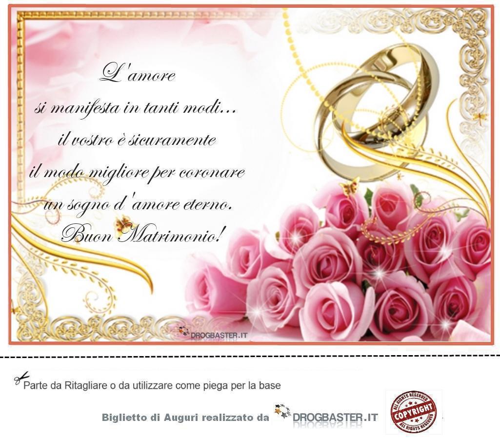 Auguri Matrimonio Gia Conviventi : Auguri nisa quot viva gli sposi
