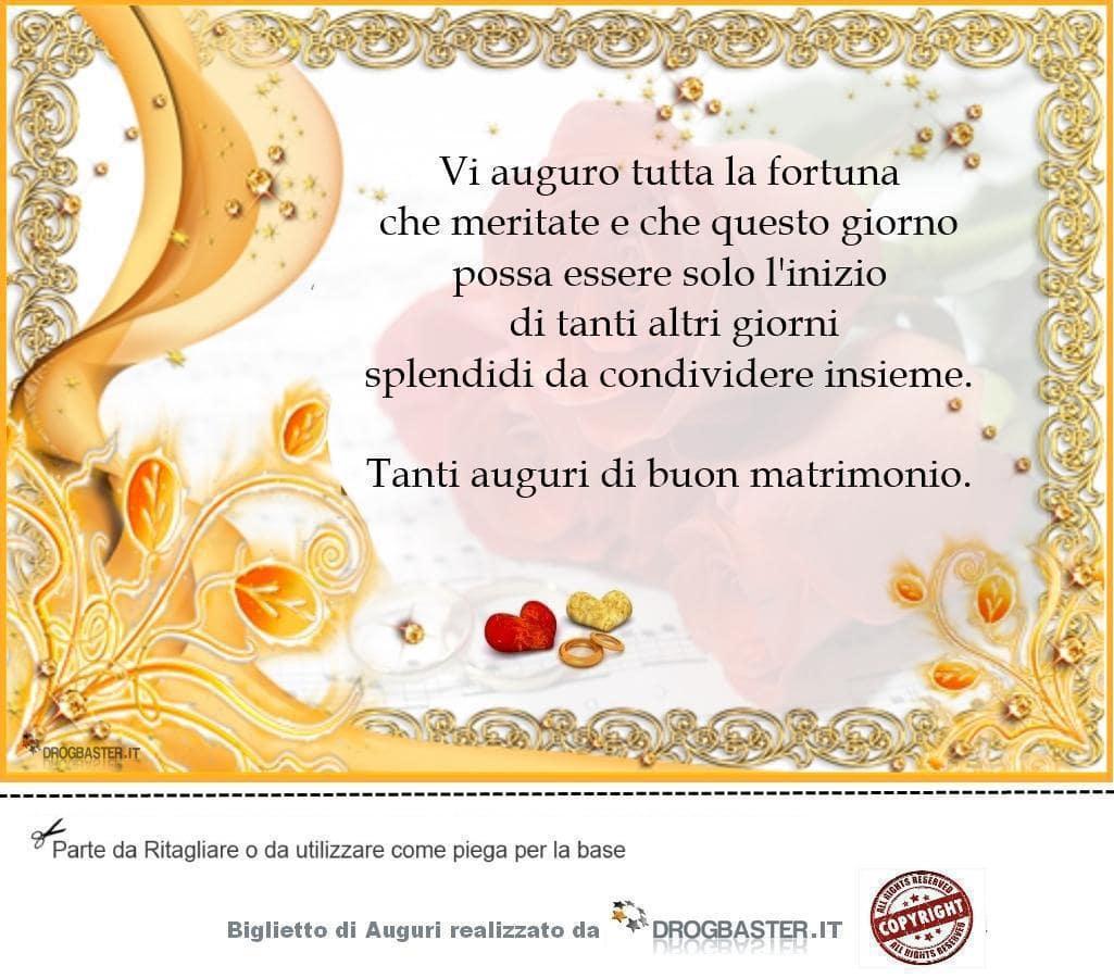 Auguri Matrimonio Vip : Auguri matrimonio da stampare gratis