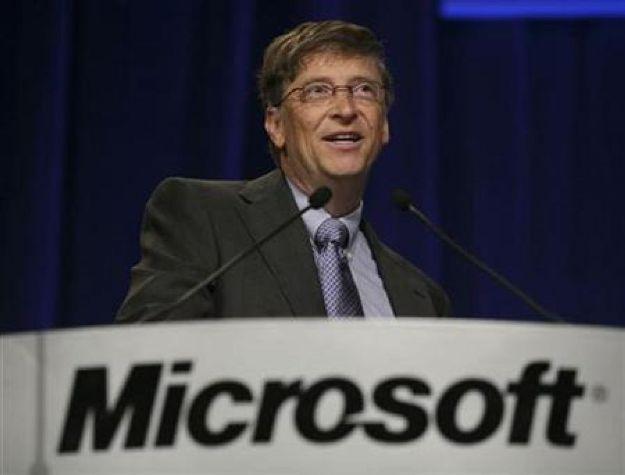 Bill Gates annuncia la nascita di Microsoft