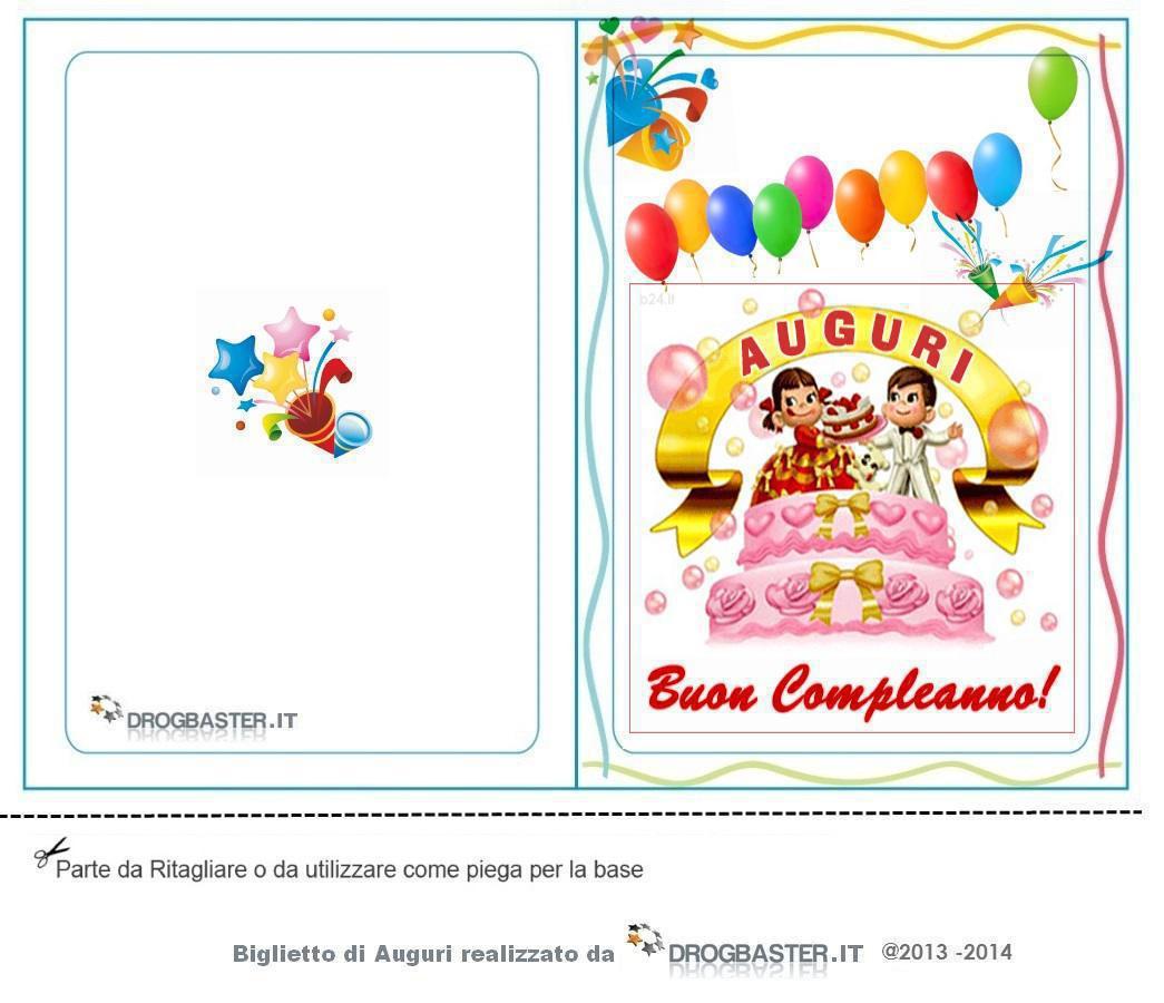 Auguri Matrimonio Gia Conviventi : Biglietti gratis compleanno stampa il biglietto d auguri