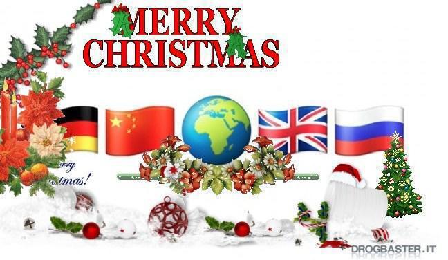 Auguri Di Buon Natale Francese.Auguri Di Buon Natale In Tutte Le Lingue Del Mondo