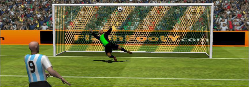 screenshots Penalty Fever 3D