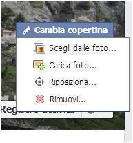 come cambiare la copertina facebook gratis