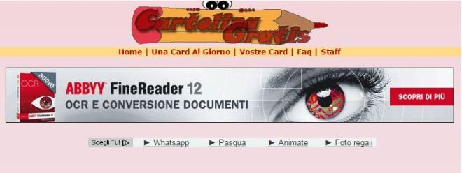 cartoline gratis animate