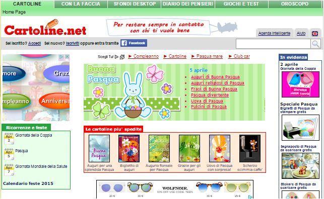 Cartoline Ch Calendario.I Migliori Siti Per Creare Ed Inviare Cartoline D Auguri