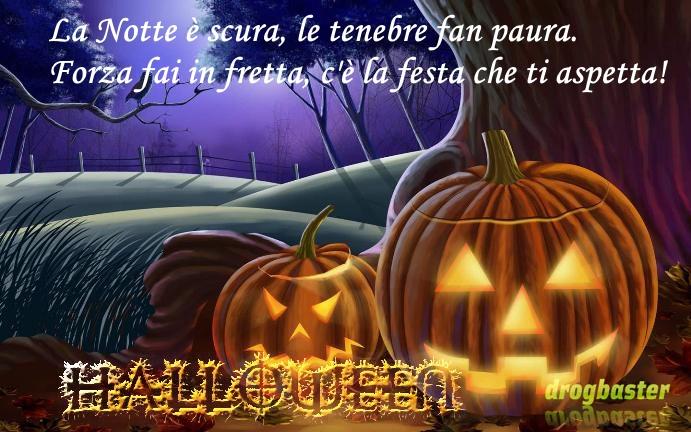 Bellissime cartoline Halloween per mandare auguri originali
