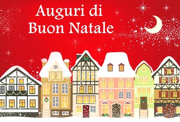 Foto Con Auguri Di Buon Natale.Cartoline Auguri Di Buon Natale