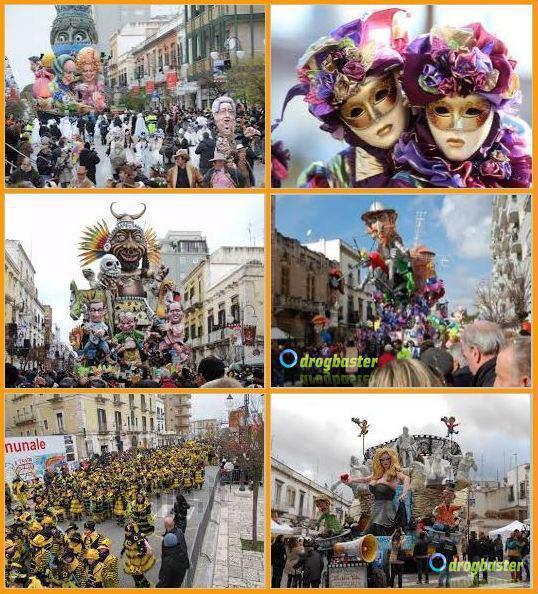 foto del Carnevale di Putignano