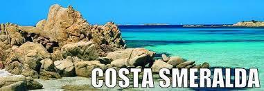Panorama della Costa Smeralda