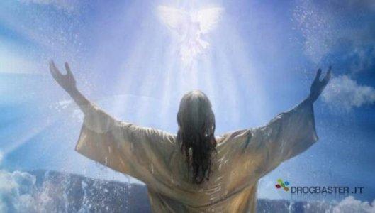 copertina con Gesu e lo spirito Santo