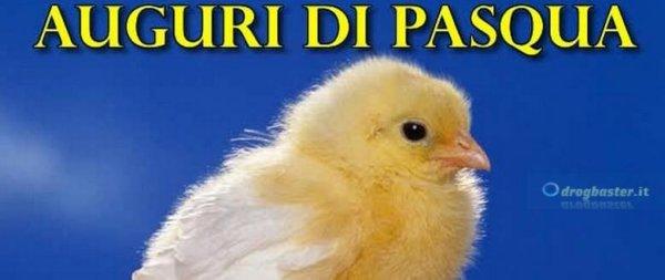 Auguri di Buona Pasqua gratis copertina per facebook