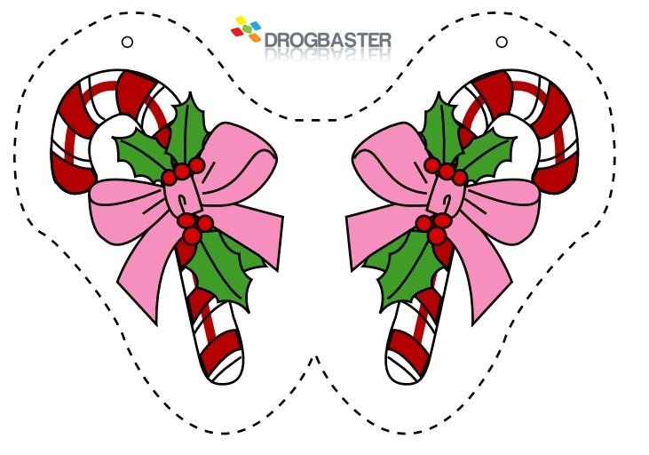 Decorazioni di natale per casa scuola e asilo decora le - Decori natalizi per finestre ...